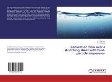 Bookcover of Convection flow over a stretching sheet with fluid-particle suspension