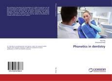 Borítókép a  Phonetics in dentistry - hoz