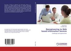 Buchcover von Reengineering to Web based information Services
