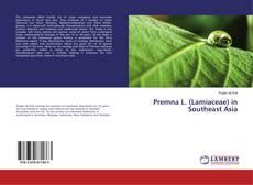 Premna L. (Lamiaceae) in Southeast Asia的封面