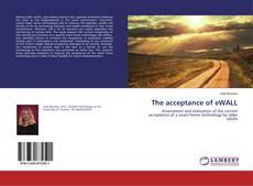 Copertina di The acceptance of eWALL