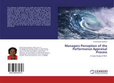 Bookcover of Managers Perception of the Performance Appraisal Process