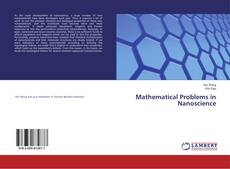 Mathematical Problems in Nanoscience的封面