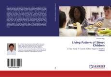 Capa do livro de Living Pattern of Street Children
