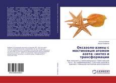 Buchcover von Оксазоло-азины с мостиковым атомом азота: cинтез и трансформации