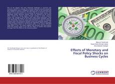 Bookcover of Effects of Monetary and Fiscal Policy Shocks on Business Cycles