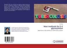 New methods for C-C glycosylation kitap kapağı