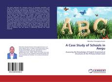 Capa do livro de A Case Study of Schools in Awgu