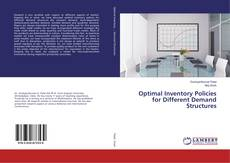 Bookcover of Optimal Inventory Policies for Different Demand Structures