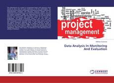 Copertina di Data Analysis In Monitoring And Evaluation