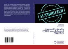 Copertina di Proposed System for PPDDM using Enhanced Algorithms