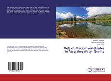 Bookcover of Role of Macroinvertebrates in Assessing Water Quality
