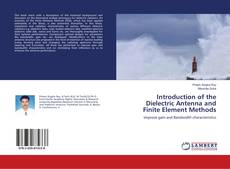Bookcover of Introduction of the Dielectric Antenna and Finite Element Methods