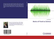 Bookcover of Basics of Food as Science
