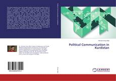 Bookcover of Political Communication in Kurdistan