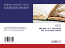 Bookcover of Mathematical Analysis of Onchocerciasis Disease