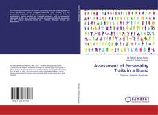 Bookcover of Assessment of Personality Traits in a Brand