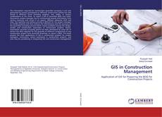 Bookcover of GIS in Construction Management