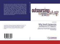 Why Saudi Companies outsource IS Projects?的封面