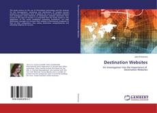 Bookcover of Destination Websites