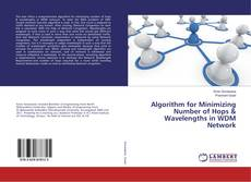 Обложка Algorithm for Minimizing Number of Hops & Wavelengths in WDM Network