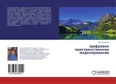 Buchcover von Цифровое пространственное моделирование