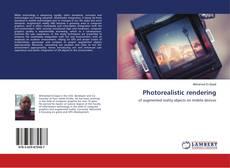 Capa do livro de Photorealistic rendering