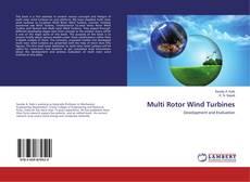 Portada del libro de Multi Rotor Wind Turbines