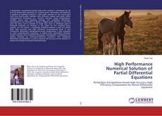Portada del libro de High Performance Numerical Solution of Partial Differential Equations