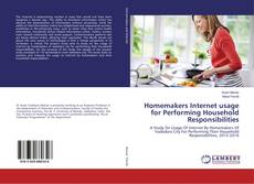Couverture de Homemakers Internet usage for Performing Household Responsibilities