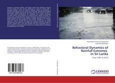 Couverture de Behavioral Dynamics of Rainfall Extremes in Sri Lanka