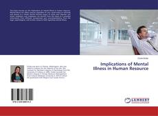 Buchcover von Implications of Mental Illness in Human Resource