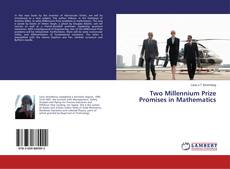 Couverture de Two Millennium Prize Promises in Mathematics