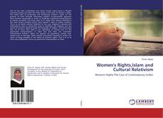 Buchcover von Women's Rights,Islam and Cultural Relativism