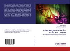 Обложка A laboratory manual for molecular cloning