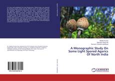 Bookcover of A Monographic Study On Some Light Spored Agarics Of North India