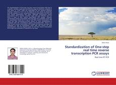 Standardization of One-step real time reverse transcription PCR assays kitap kapağı