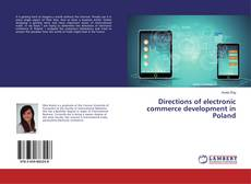 Couverture de Directions of electronic commerce development in Poland