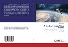 Couverture de A Study of Shock Wave Front's