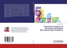 Capa do livro de Numerical Analysis of Singularly Perturbed Boundary Value Problems