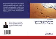 Buchcover von Marine Bacteria as Potent Sourse of Alpha-Amylase