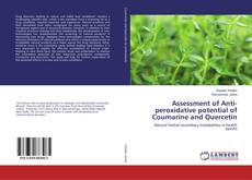 Couverture de Assessment of Anti-peroxidative potential of Coumarine and Quercetin