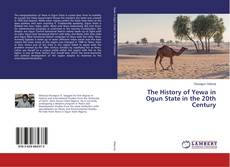 Capa do livro de The History of Yewa in Ogun State in the 20th Century