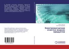 Обложка Электромагнитная очистка жидких продуктов