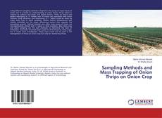 Обложка Sampling Methods and Mass Trapping of Onion Thrips on Onion Crop