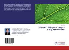 Couverture de Genetic Divergence analysis using RAPD Marker