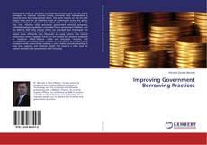 Capa do livro de Improving Government Borrowing Practices