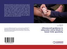 Ultrasound guidance in obturator nerve block in lower limb spasticity kitap kapağı