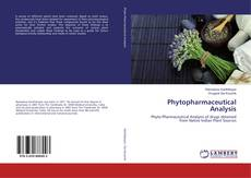 Couverture de Phytopharmaceutical Analysis
