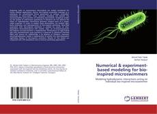 Bookcover of Numerical & experiment-based modeling for bio-inspired microswimmers